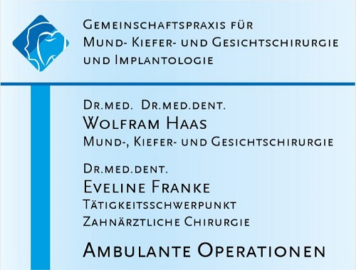Logo Gemeinschaftspraxis Franke&Haas