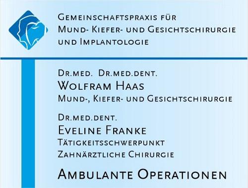 Haas&Franke Gemeinschaftspraxis